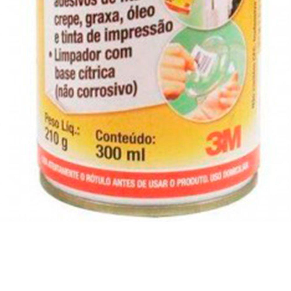 Removedor de Adesivos Spray 300ml - Imagem zoom