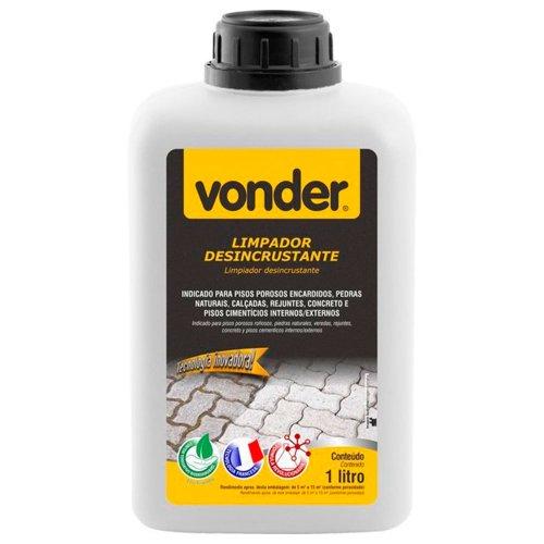 limpador desincrustante biodegradável 1 litro