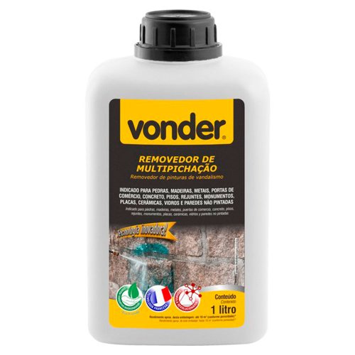 removedor de multipichação biodegradável 1 litro