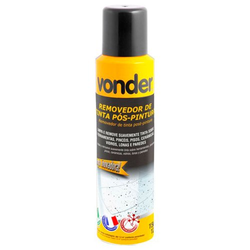 removedor de tinta spray biodegradável 150 ml