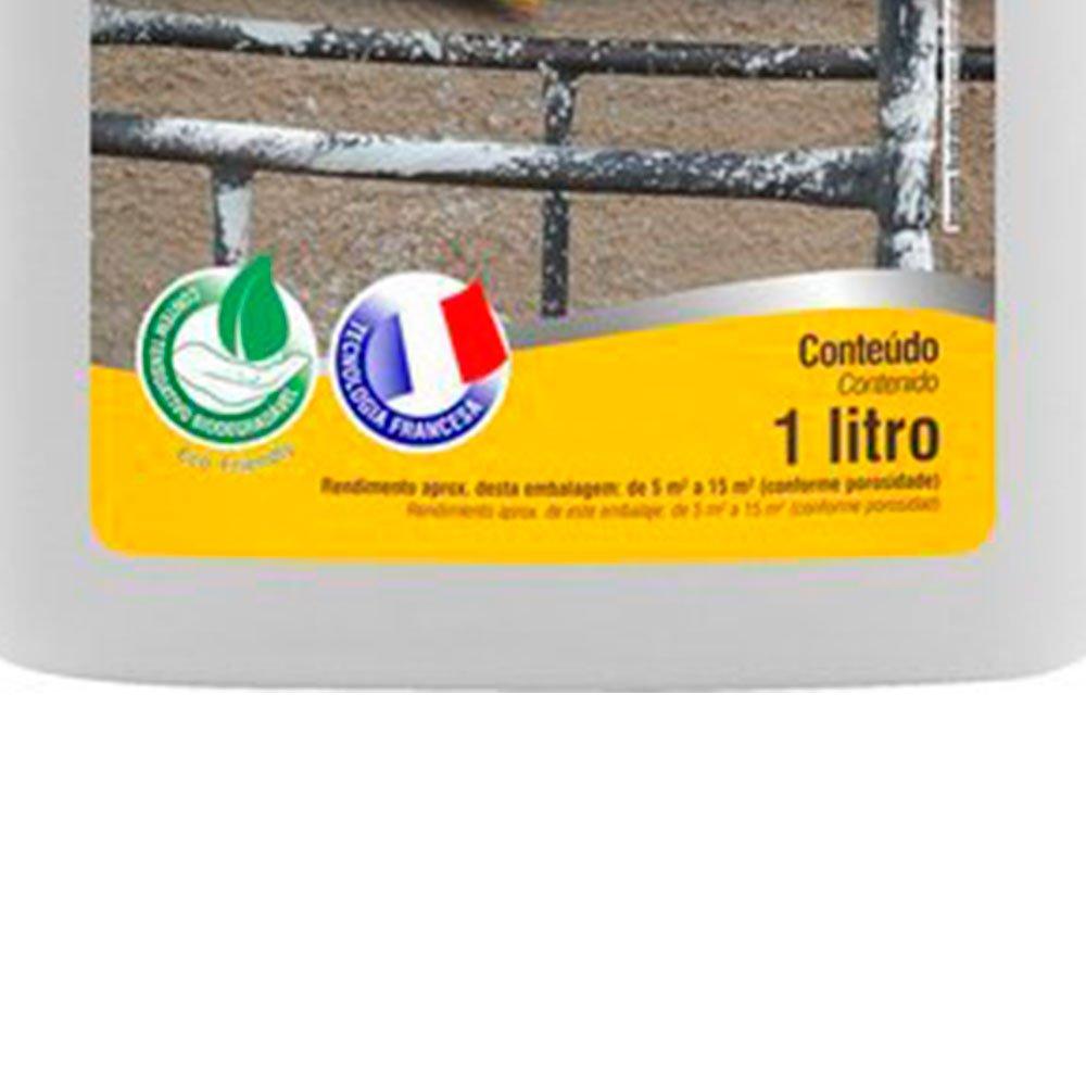 Removedor de Resíduos de Concreto Biodegradável 1 Litro  - Imagem zoom