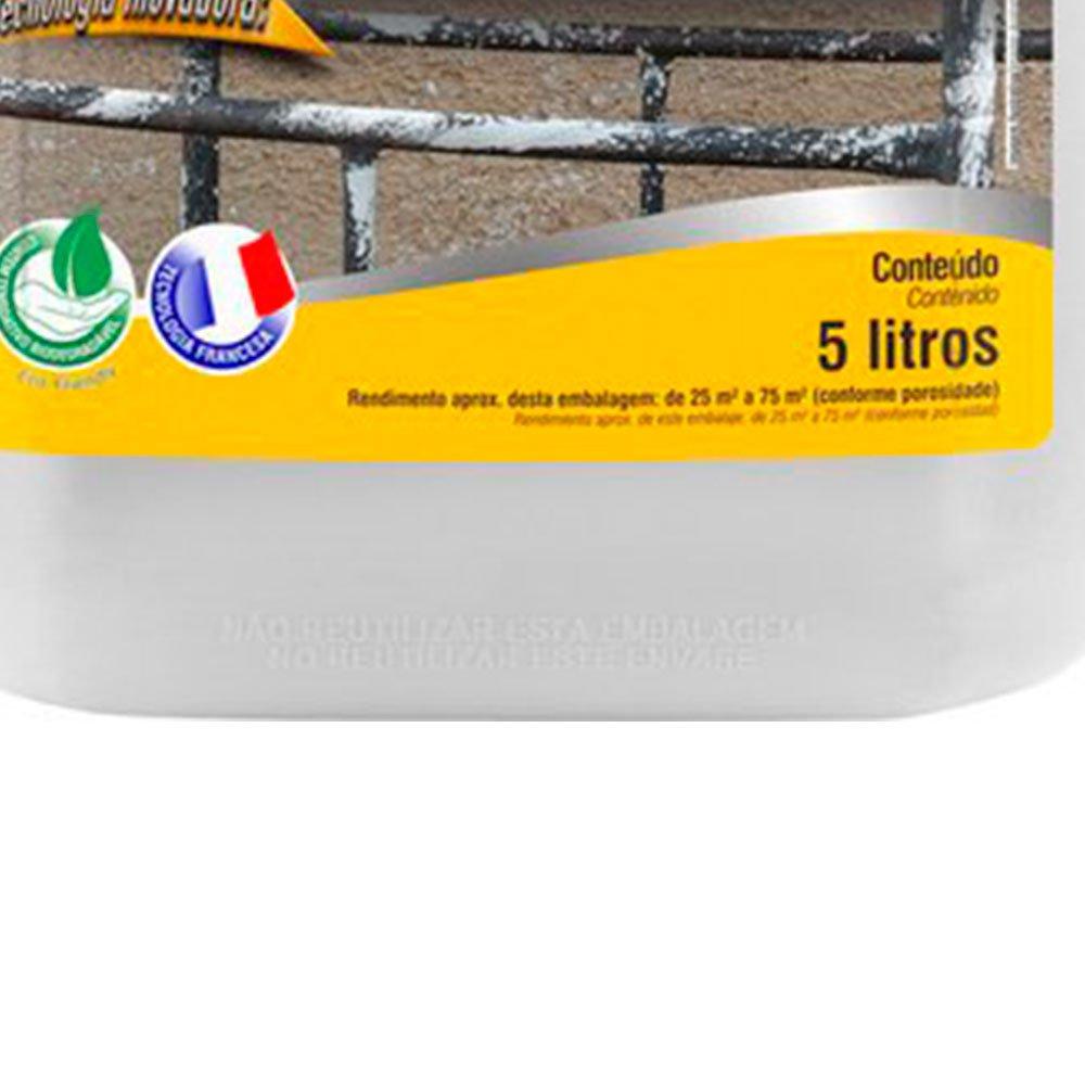 Removedor de Resíduos de Concreto Biodegradável 5 Litros - Imagem zoom