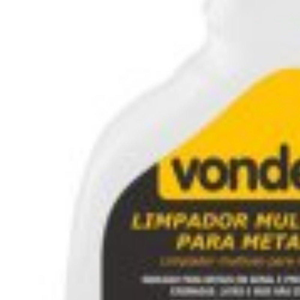 Limpador Multiuso 4 em 1 Pulverizador Biodegradável para Metais 500 ml - Imagem zoom