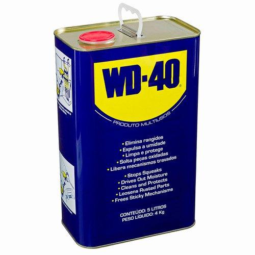 lubrificante líquido multiuso 5 litros