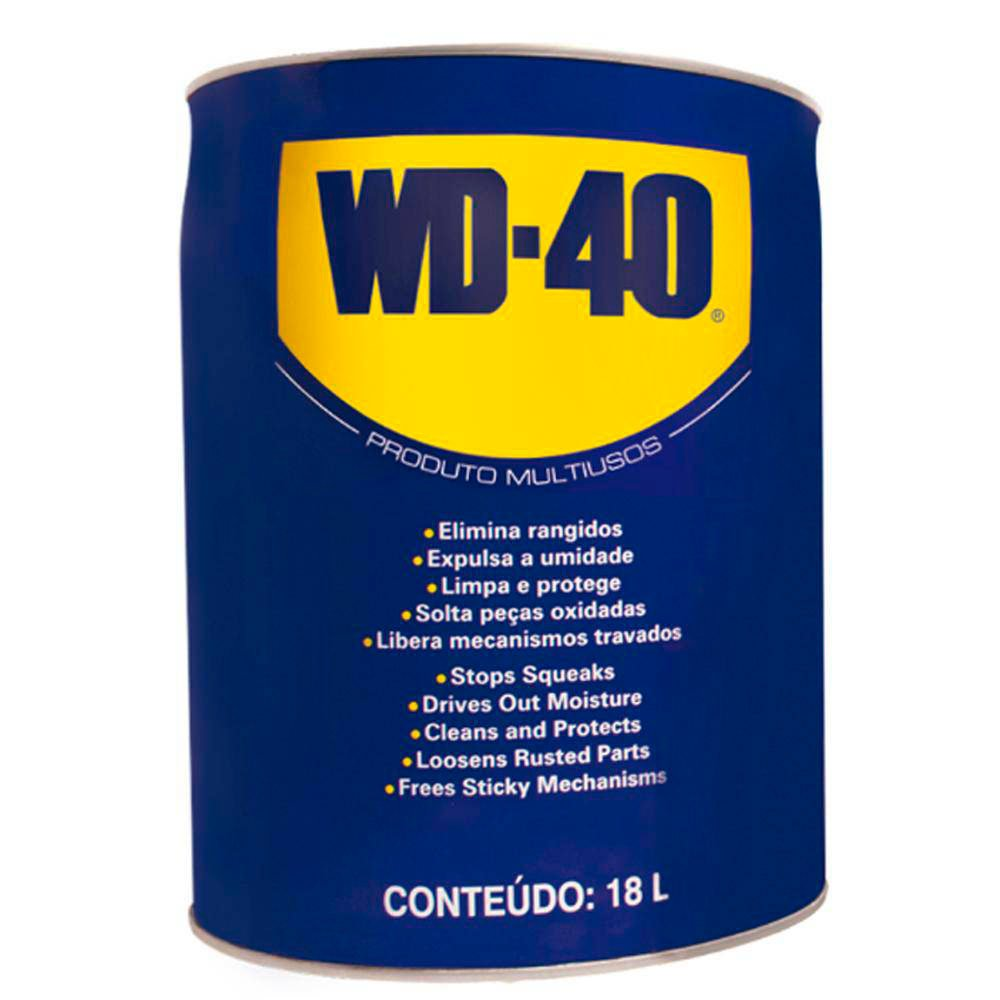 Wd40 Embalagens 18 Litros - Wd-40