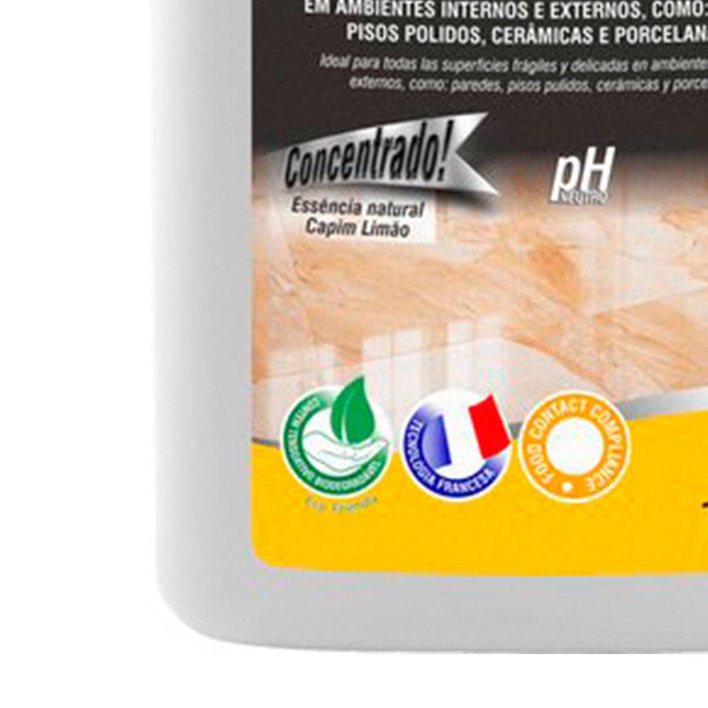 Limpador Multiuso Biodegradável 1L para Manutenção Diária - Imagem zoom