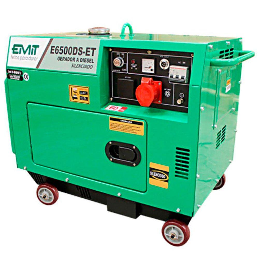 574e12f1084 Gerador de Energia a Diesel Silenciado Trifásico 6
