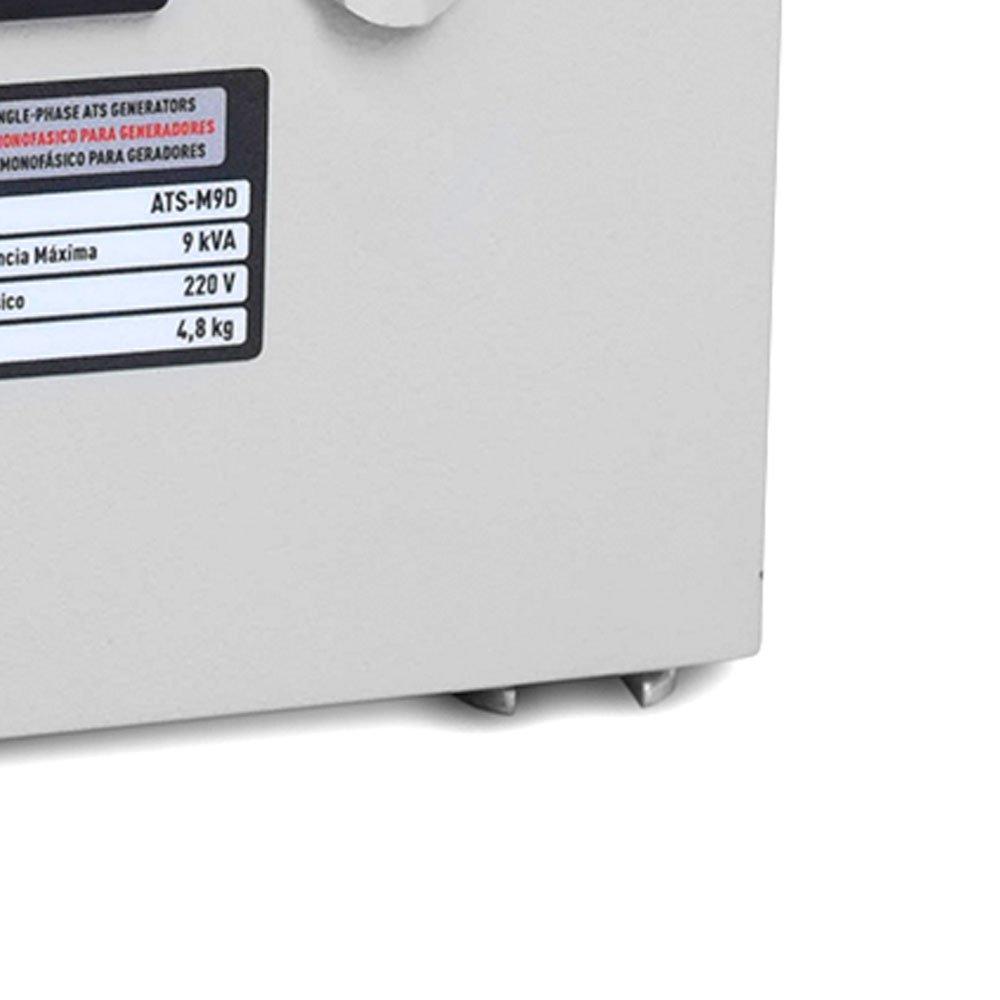 Painel de Transferência Automático Monofásico  para TDG7500 e TDG8500 Série XP - Imagem zoom