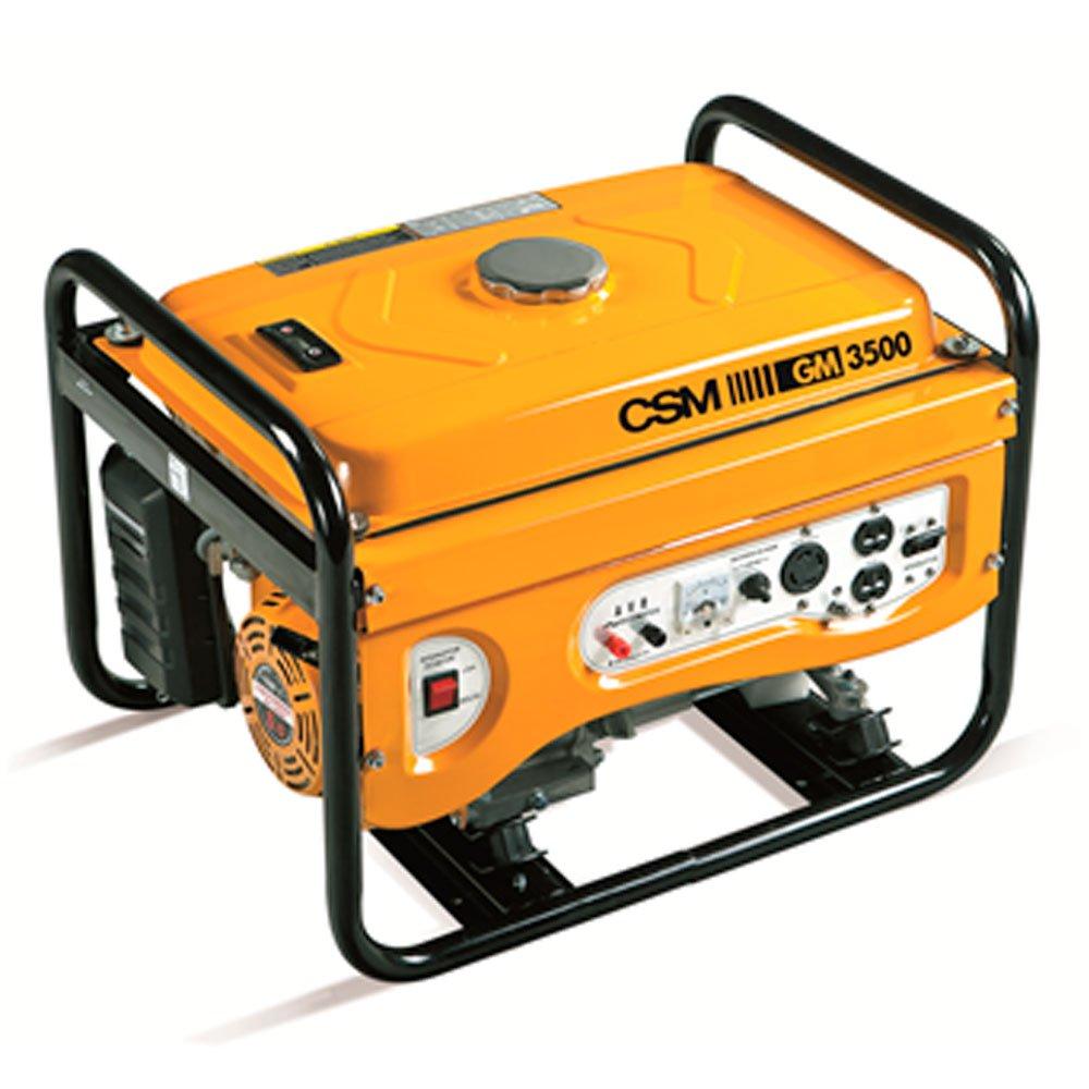 Gerador de Energia Portátil a Gasolina 4T 3,5 Kva 110/220V Partida Manual - Imagem zoom