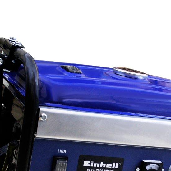 Gerador de Energia à Gasolina 4T Partida Manual 2,8 Kva Bivolt - Imagem zoom