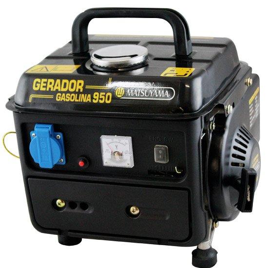 0a0800d135e Gerador de Energia à Gasolina 2T Partida Manual 0
