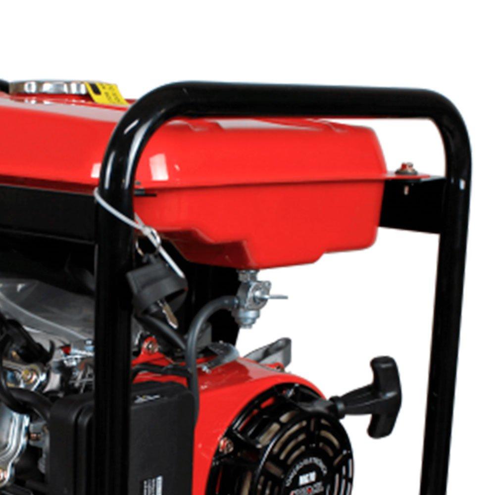Gerador de Energia a Gasolina 2,5Kva 4T Partida Manual 110/ 220 V - Imagem zoom
