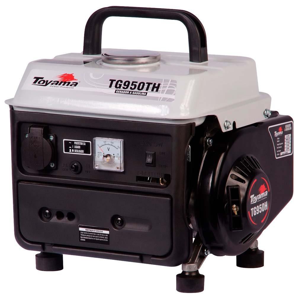 94d79092499 Gerador de Energia à Gasolina Portátil 2T Partida Manual 0
