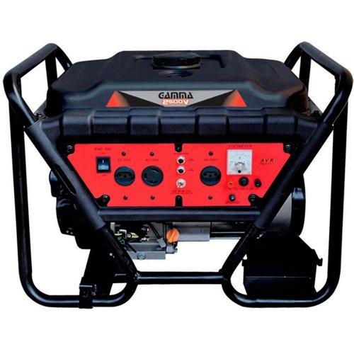gerador de energia à gasolina 4t partida manual 2,5 kva bivolt