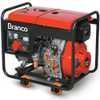 Gerador à Diesel 6,5Kva Partida Elétrica BD-8000 EF - Imagem 1