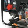 Gerador à Diesel 6,5Kva Partida Elétrica BD-8000 EF - Imagem 3
