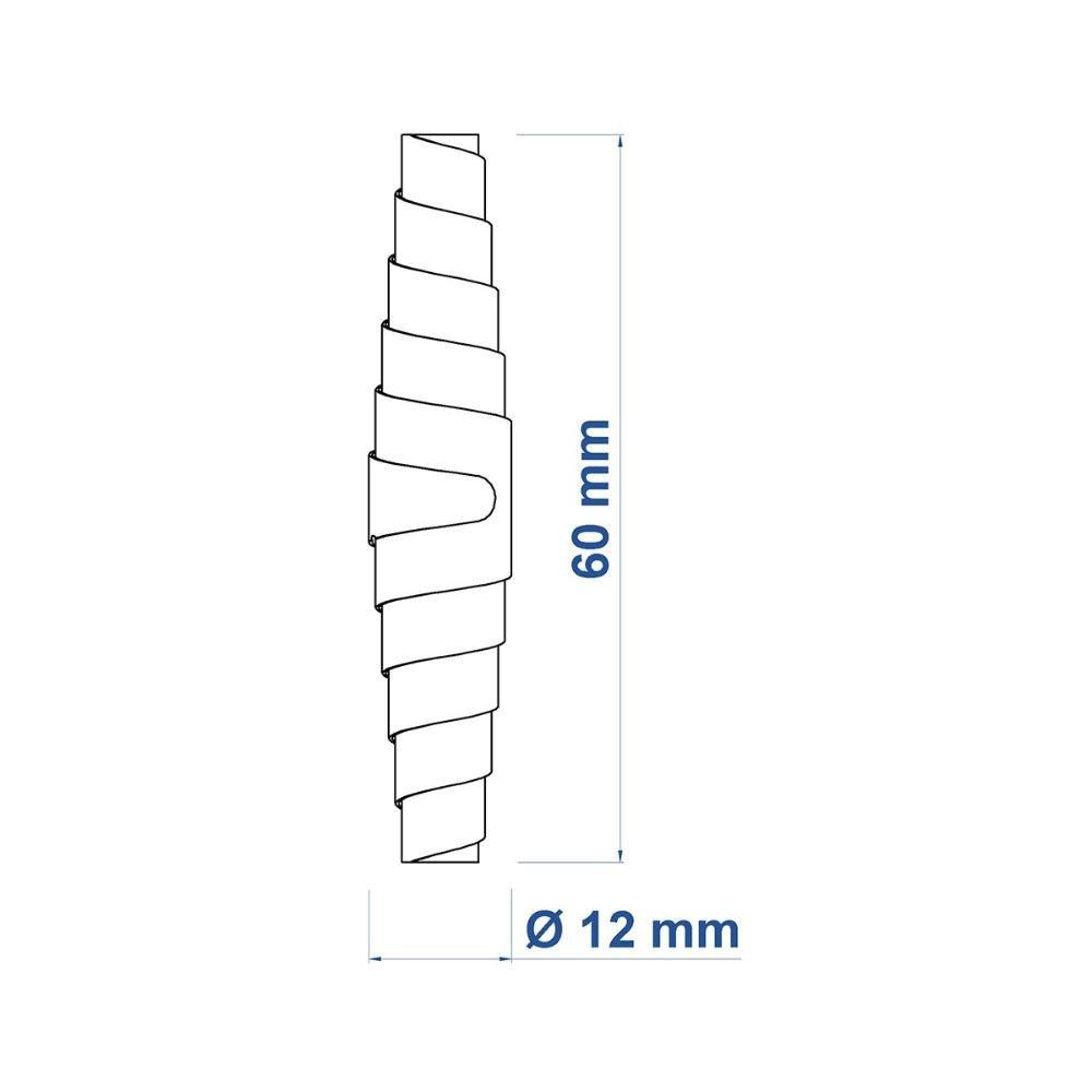 Mola Helicoidal para Tesoura de Poda em Aço - Imagem zoom