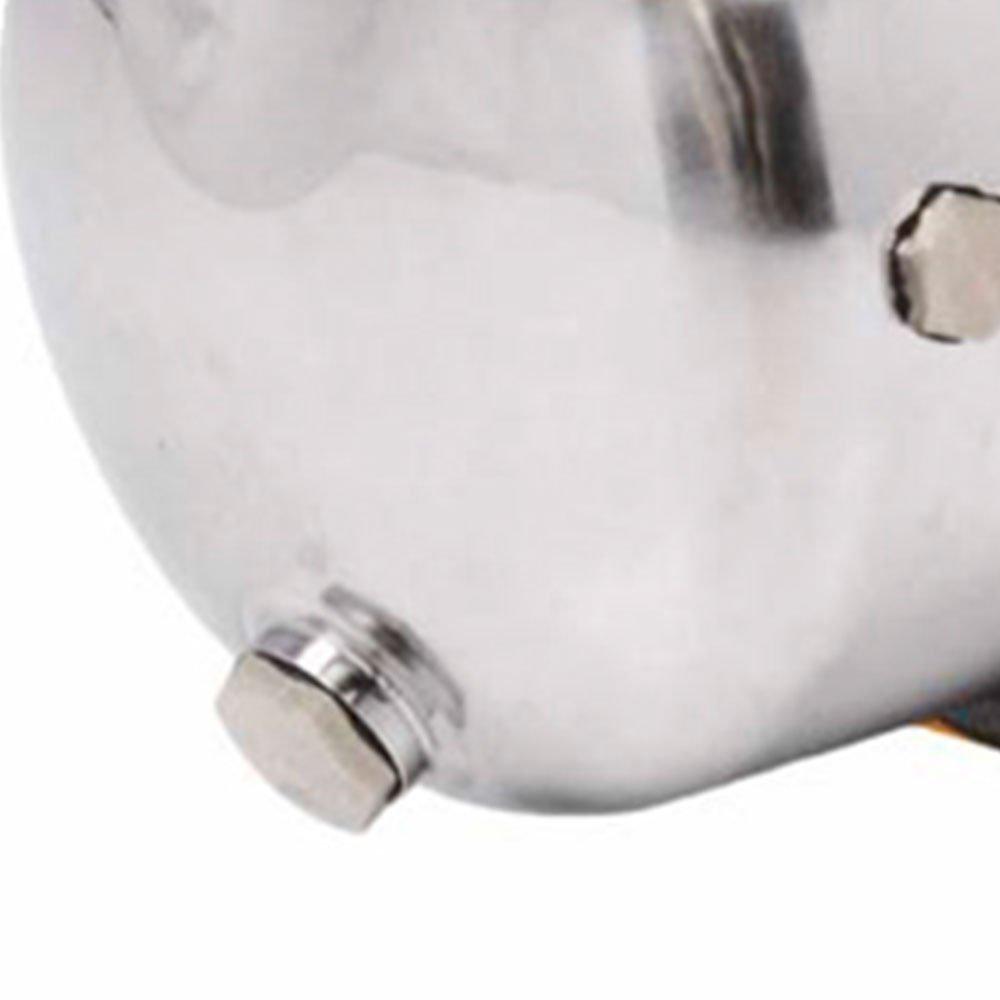 Bomba D Água em Aço Inox Alta Temperatura 1/2CV Bivolt - Imagem zoom