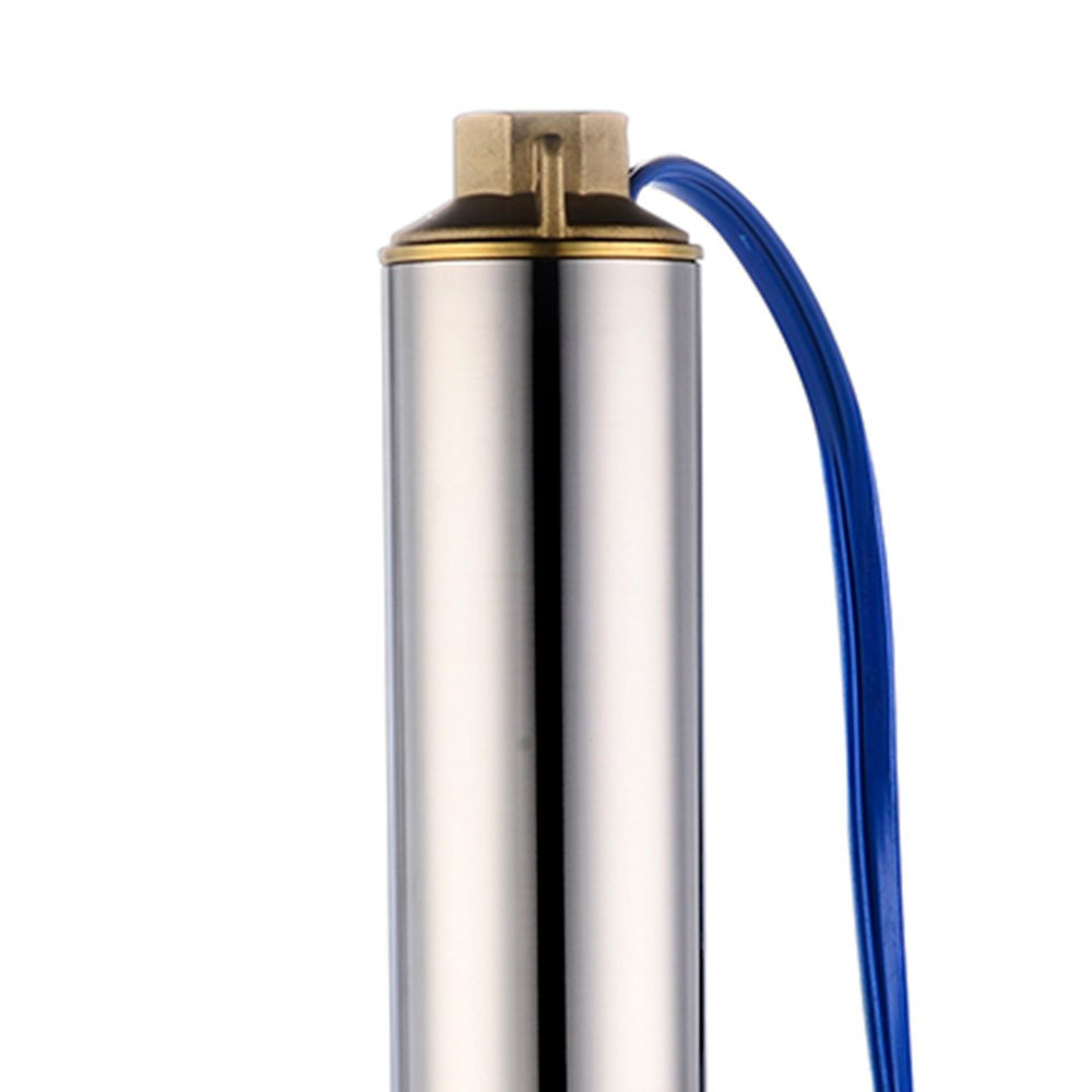 Bomba D Água Submersível Tipo Caneta 1/2 HP 3 Pol.  Monofásica - Imagem zoom