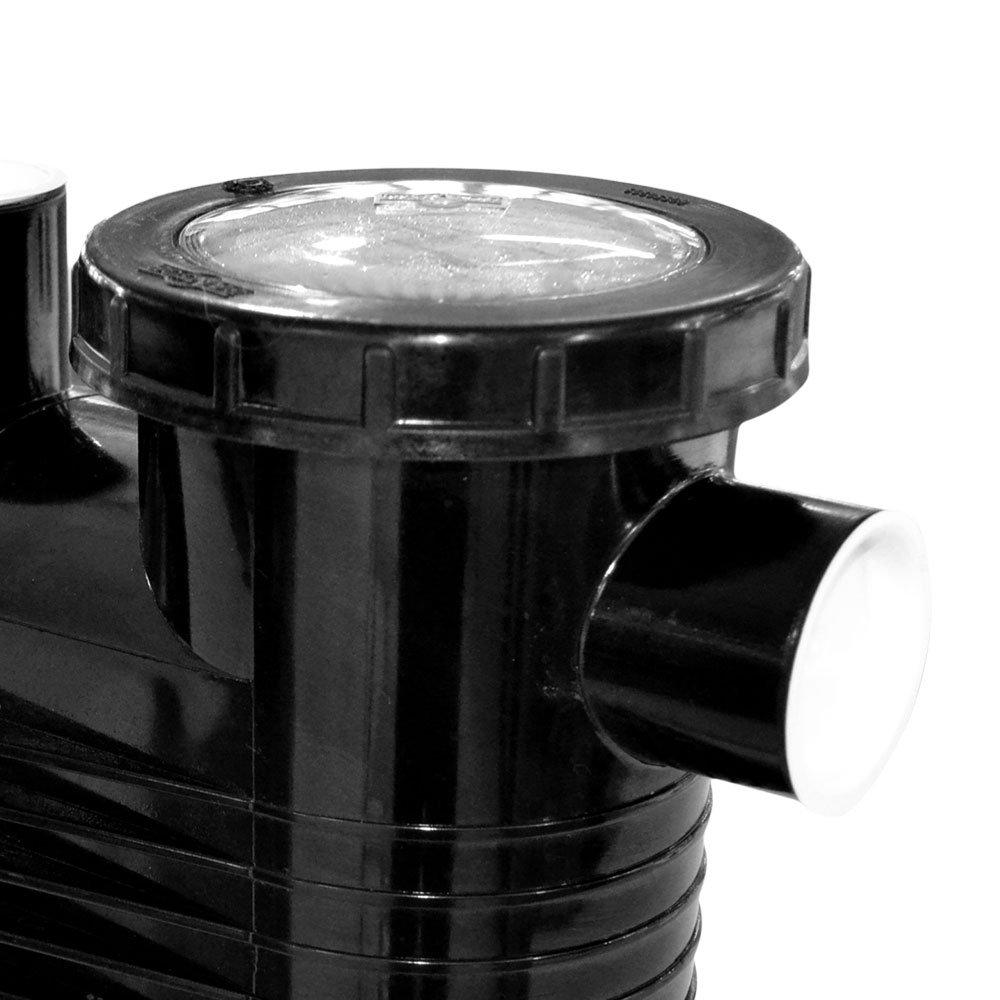 Bomba Pratika Auto Escorvante 1/2 CV Mono 127/220/254V com Pré Filtro para Piscina  - Imagem zoom