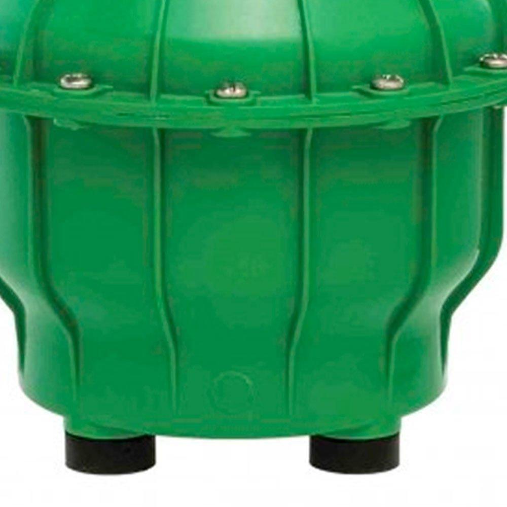 Bomba de Água Submersa Vibratória Solar R100 40 Metros 8600 Litros/Dia com Drive para Reservatório - Imagem zoom