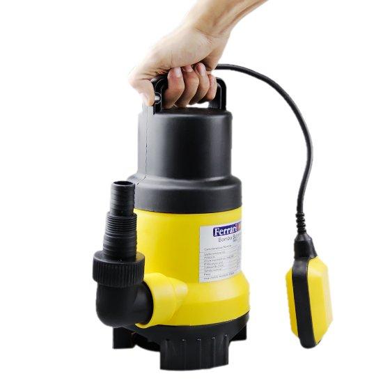 Bomba Submersível tipo Sapo para Água Suja 1 CV  - Imagem zoom