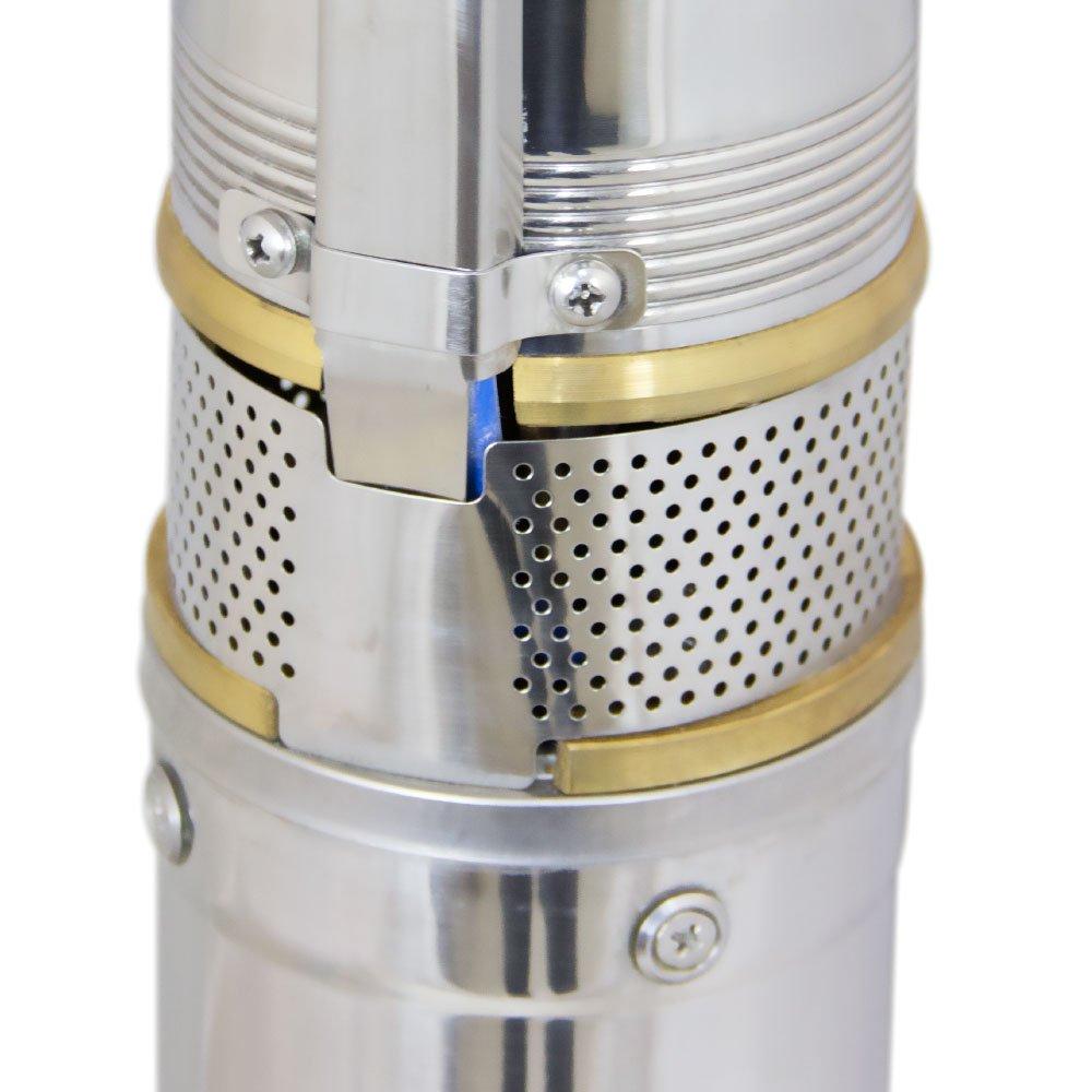 Bomba Submersa para Poço de 4 Pol. 1.1/2CV - Imagem zoom