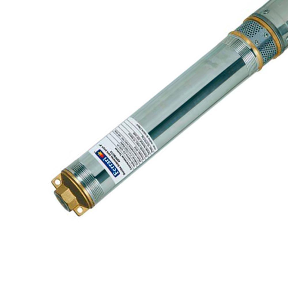 Bomba Submersa Tipo Caneta para Poço 4 Pol. 1CV  - Imagem zoom