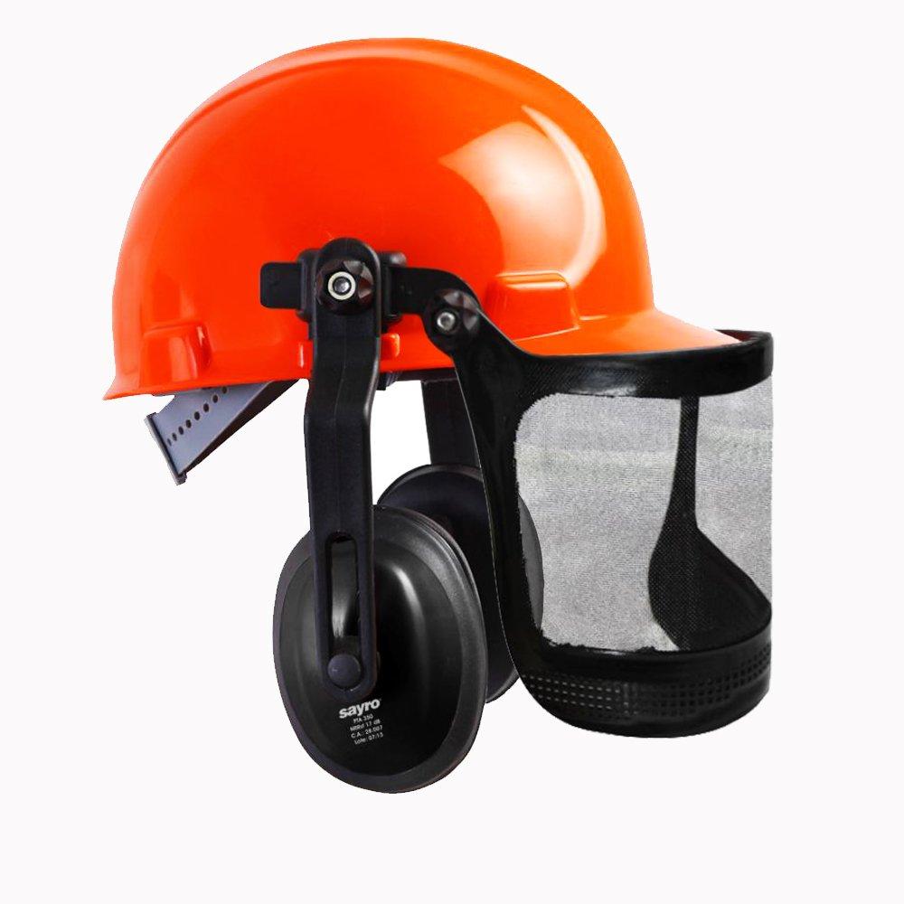 33a06eadadf03 Kit de Segurança Tamanho G para Operador de Motosserra - SAYRO-20510 ...