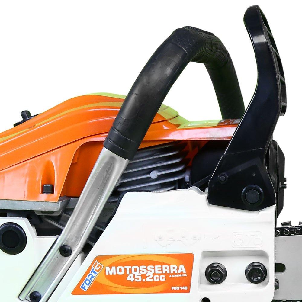 Motosserra à Gasolina 45,2CC 2,28HP Sabre de 18 Pol. - Imagem zoom