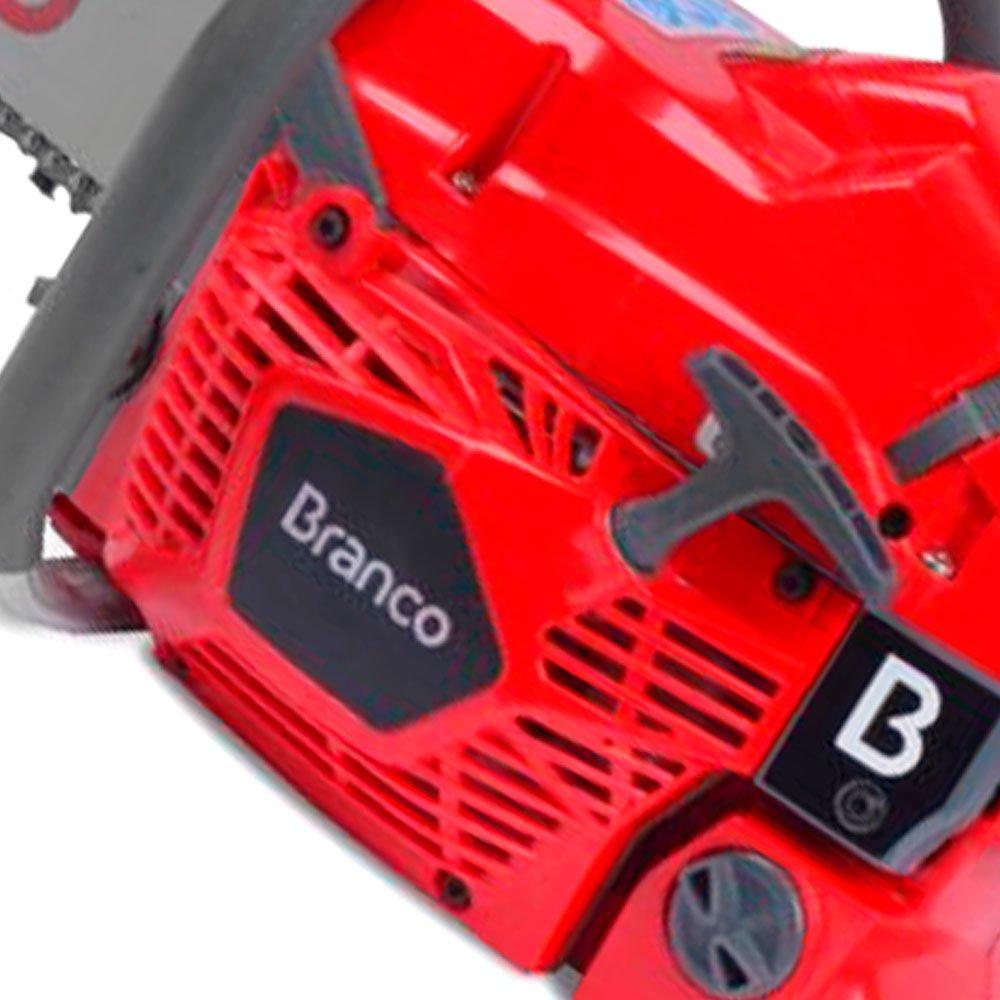 Motosserra à Gasolina 65,1CC 4,4CV com Sabre 20 Pol. Ponta Rolante - Imagem zoom