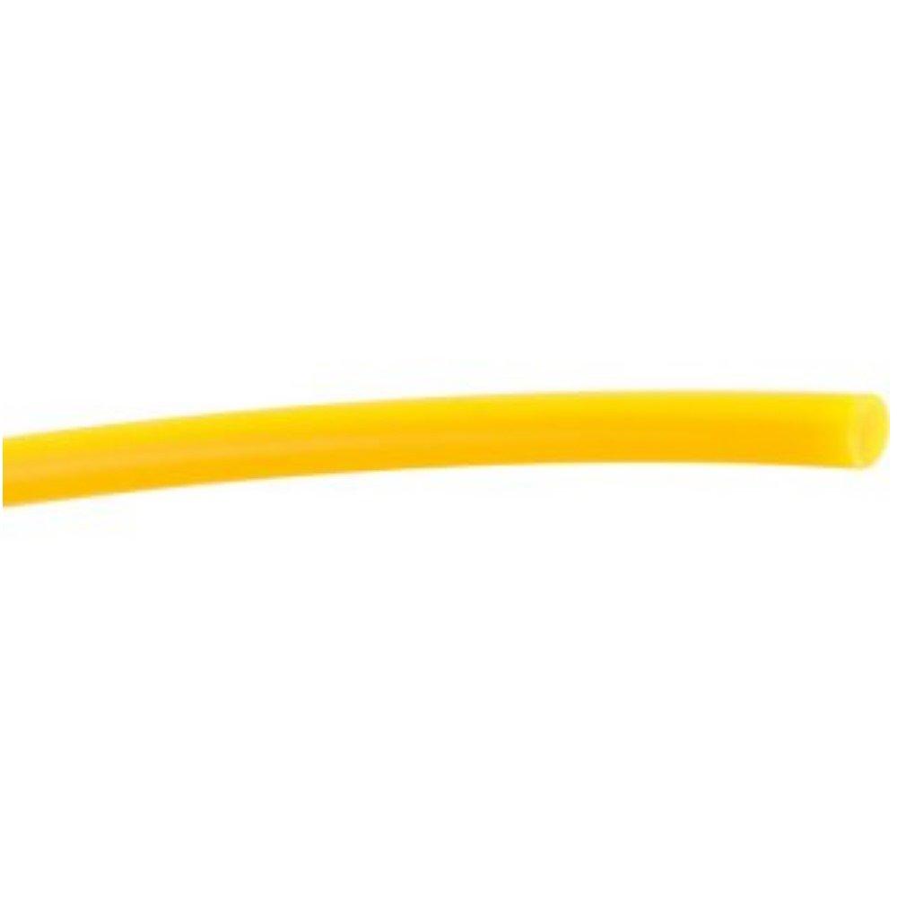 Fio de Nylon Amarelo Redondo 1,8 mm x 15 Metros para Roçadeiras  - Imagem zoom