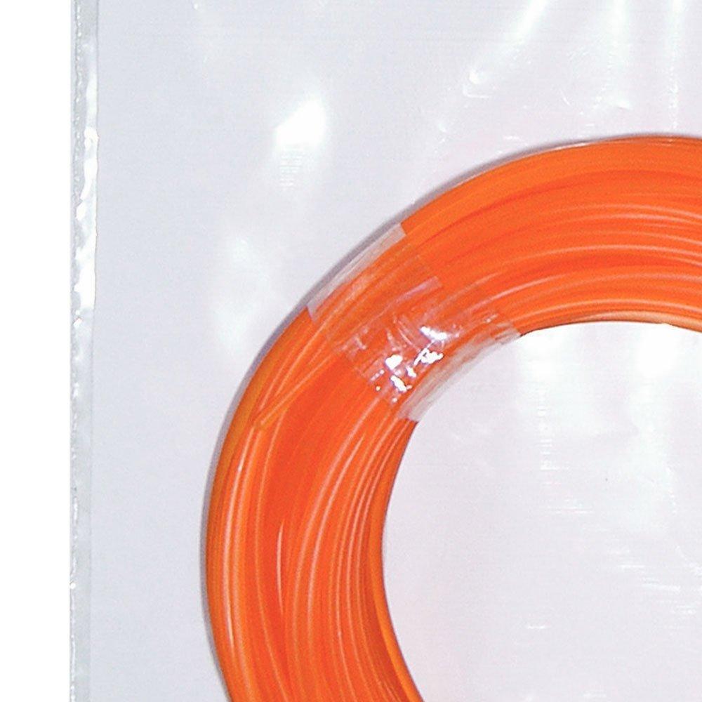 Fio de Nylon 2,4mm com 12 Metros para Roçadeiras - Imagem zoom