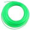Fio de Nylon Verde Redondo 1,65mm 15 Metros - Imagem 1