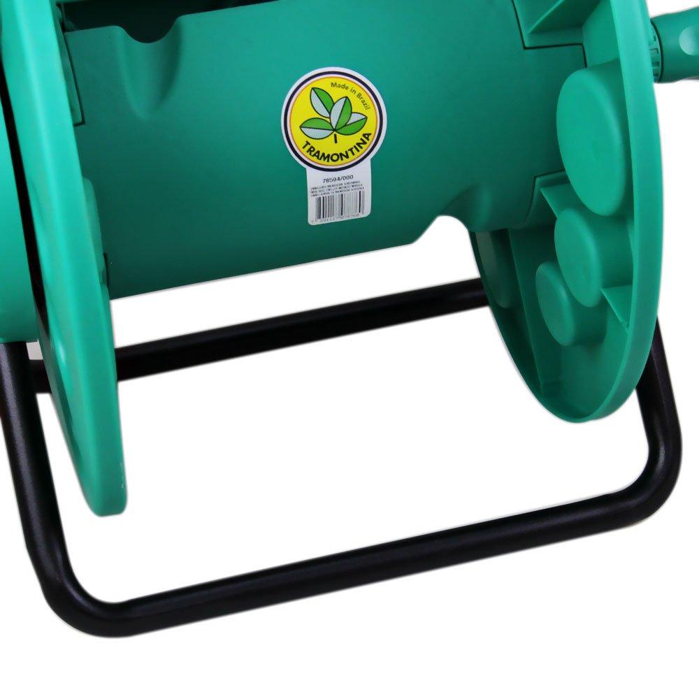 Enrolador de Mangueira Fixo - Imagem zoom