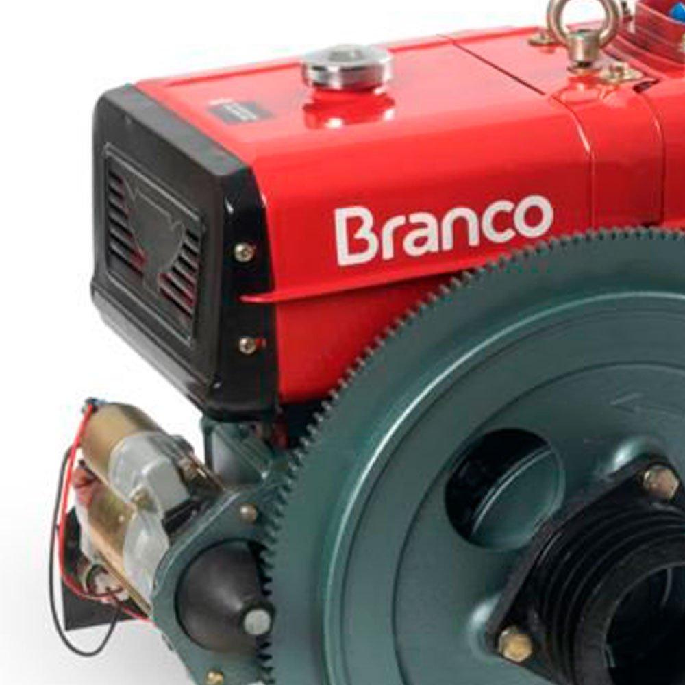 Motor a Diesel Refrigerado a Água 22,0CV 1195CC com Partida Manual - Imagem zoom