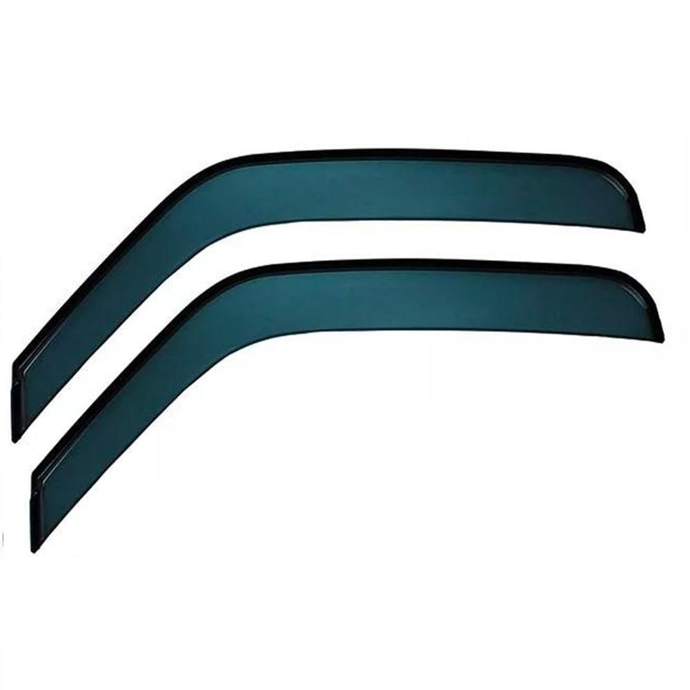 Calha de Chuva 2 Portas Chevrolet S10 95 até 2011 Cabine Simples / Estendida - Imagem zoom