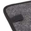Jogo de Tapetes Carpete Gol G5 09/14 Preto com 5 Peças - Imagem 3