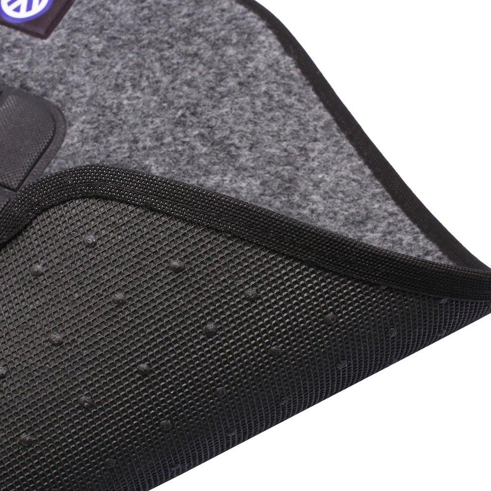 Jogo de Tapetes Carpete Gol G5 09/14 Preto com 5 Peças - Imagem zoom