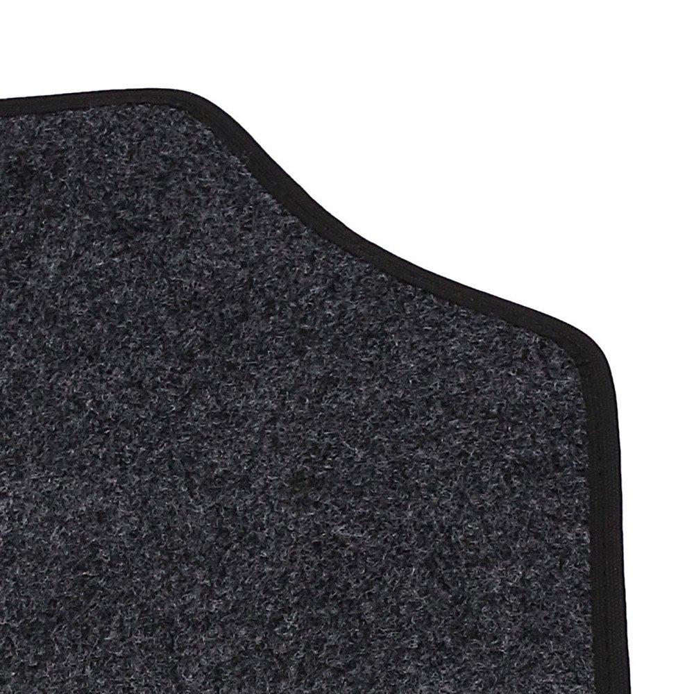 Jogo de Tapetes Carpete Fiat Universal Grafite com 4 Peças - Imagem zoom
