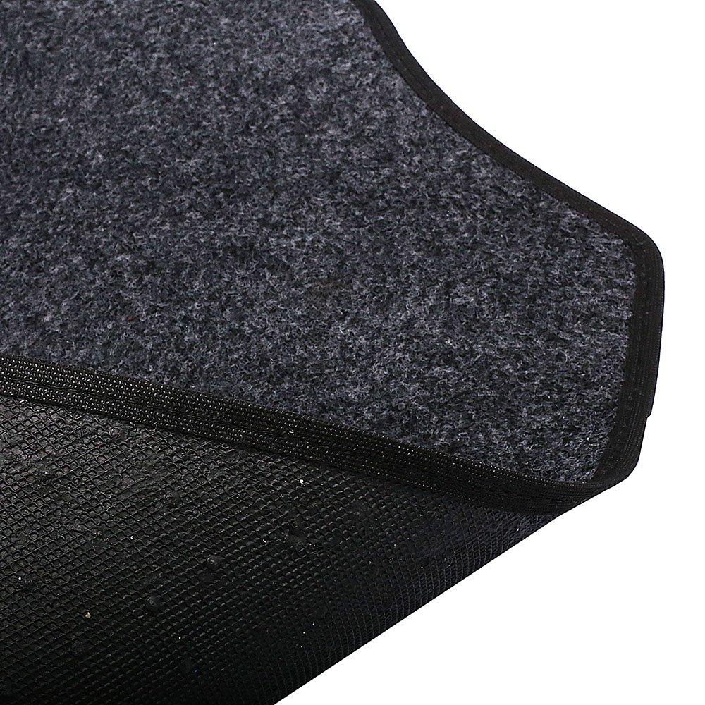 Jogo de Tapetes Carpete Chevrolet Universal Grafite com 4 Peças - Imagem zoom