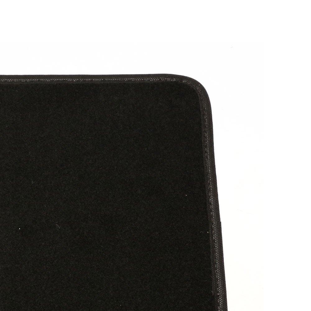Jogo de Tapetes Carpete Citroen Universal Preto com 4 Peças - Imagem zoom