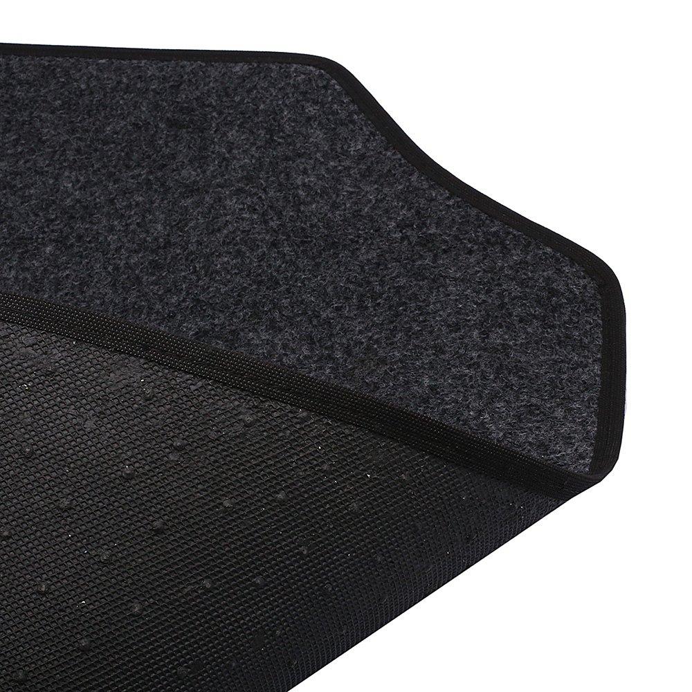Jogo de Tapetes Carpete Toyota Universal Grafite com 4 Peças - Imagem zoom