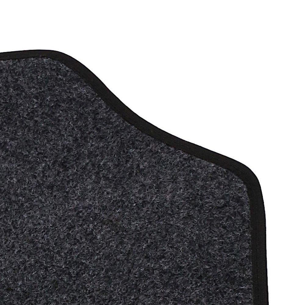 Jogo de Tapetes Carpete Peugeot Universal Grafite com 4 Peças - Imagem zoom