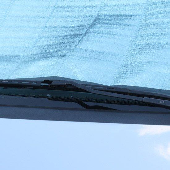 Protetor Solar de Alumínio para Veículo - Imagem zoom