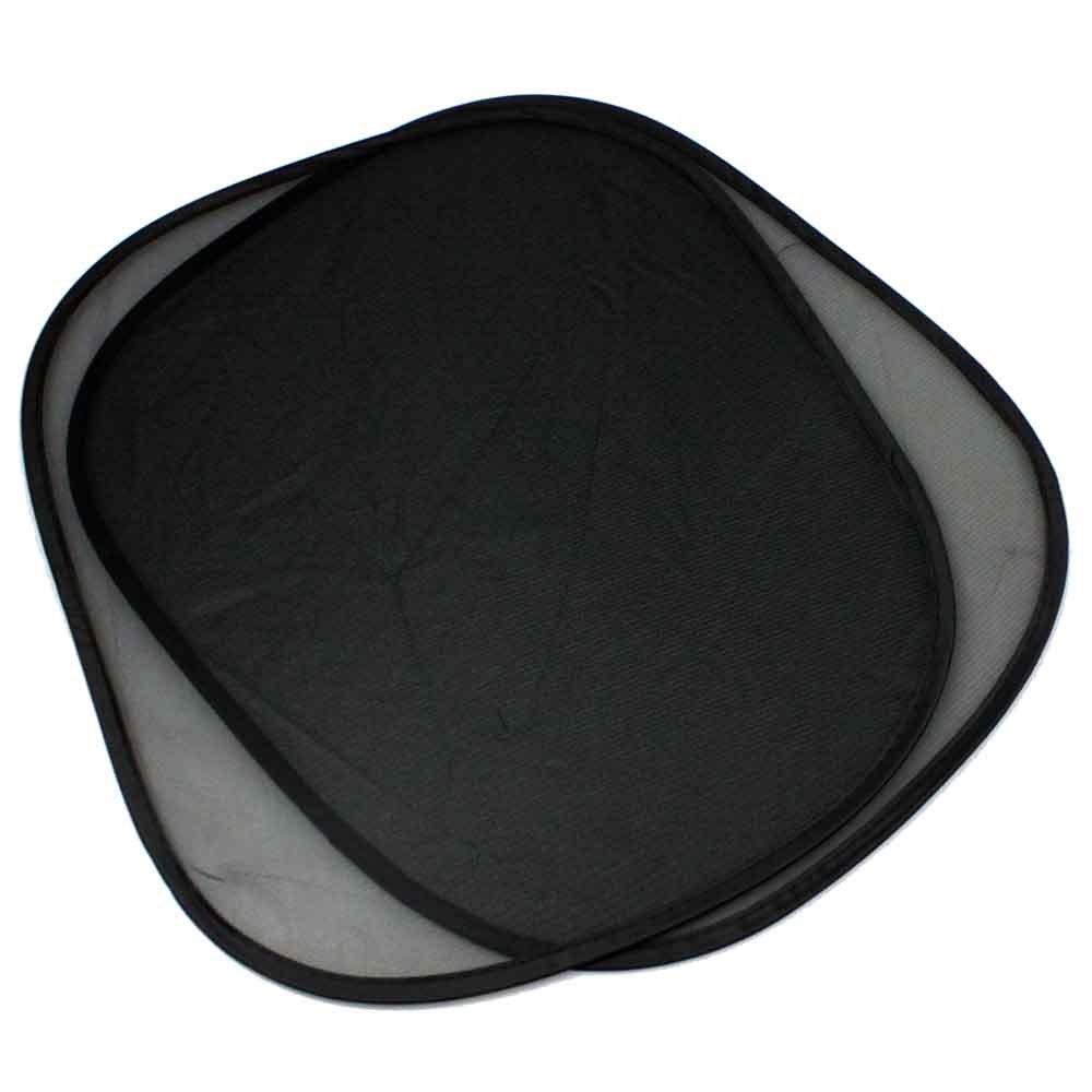 Kit com 2 Protetores Laterais para Vidros de Carro - Imagem zoom