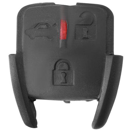 Capa para Telecomando da Chave com 3 Botões - Imagem zoom