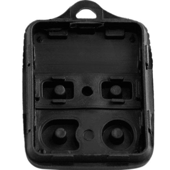 Capa do Telecomando do Ford Fiesta e Ecosport - 4 Botões - Imagem zoom
