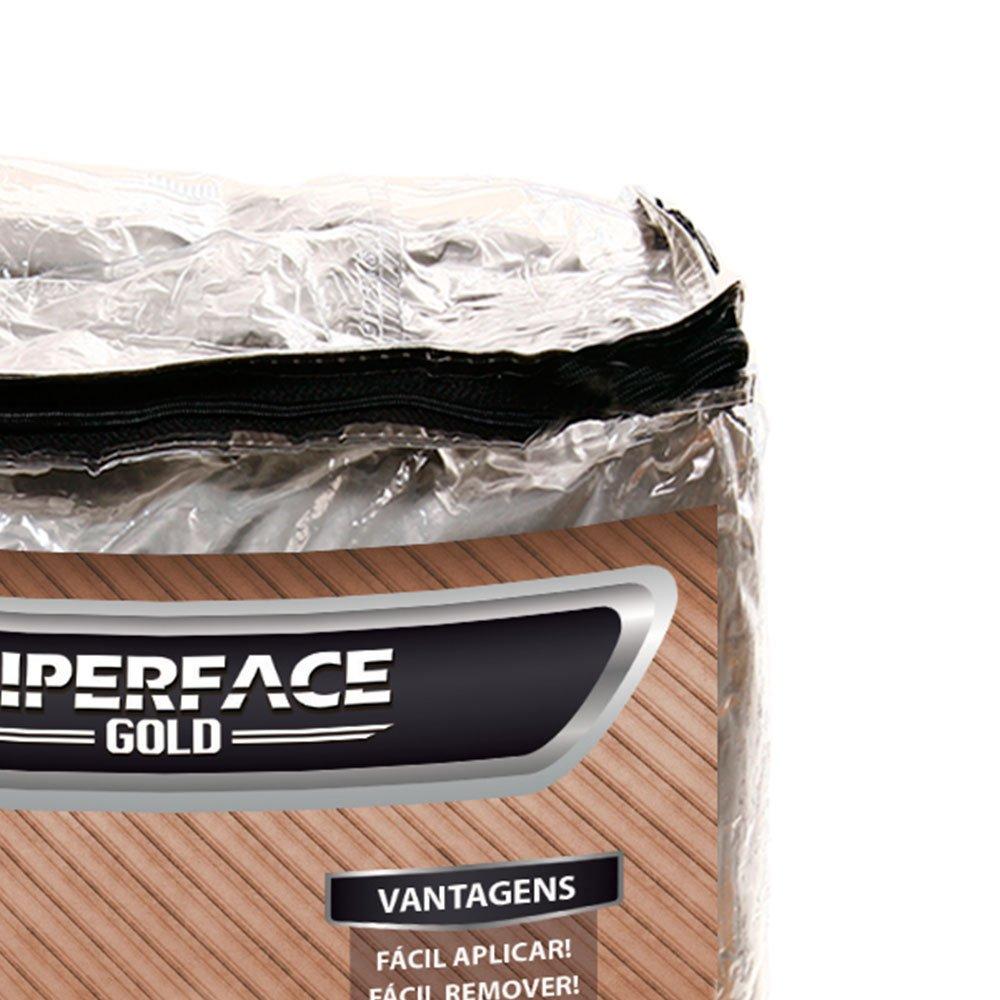 Capa Protetora Hiperface Gold P para Bancos de Automóveis com 8 Peças - Imagem zoom