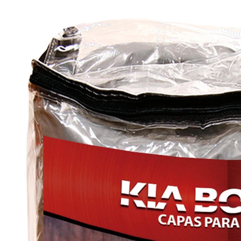 Capa para Banco Automotivo Kia Bongo 4 Peças - Imagem zoom